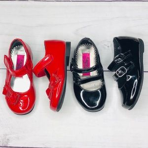 Baby Girls Dress Shoes by Rachel Shoes size 5